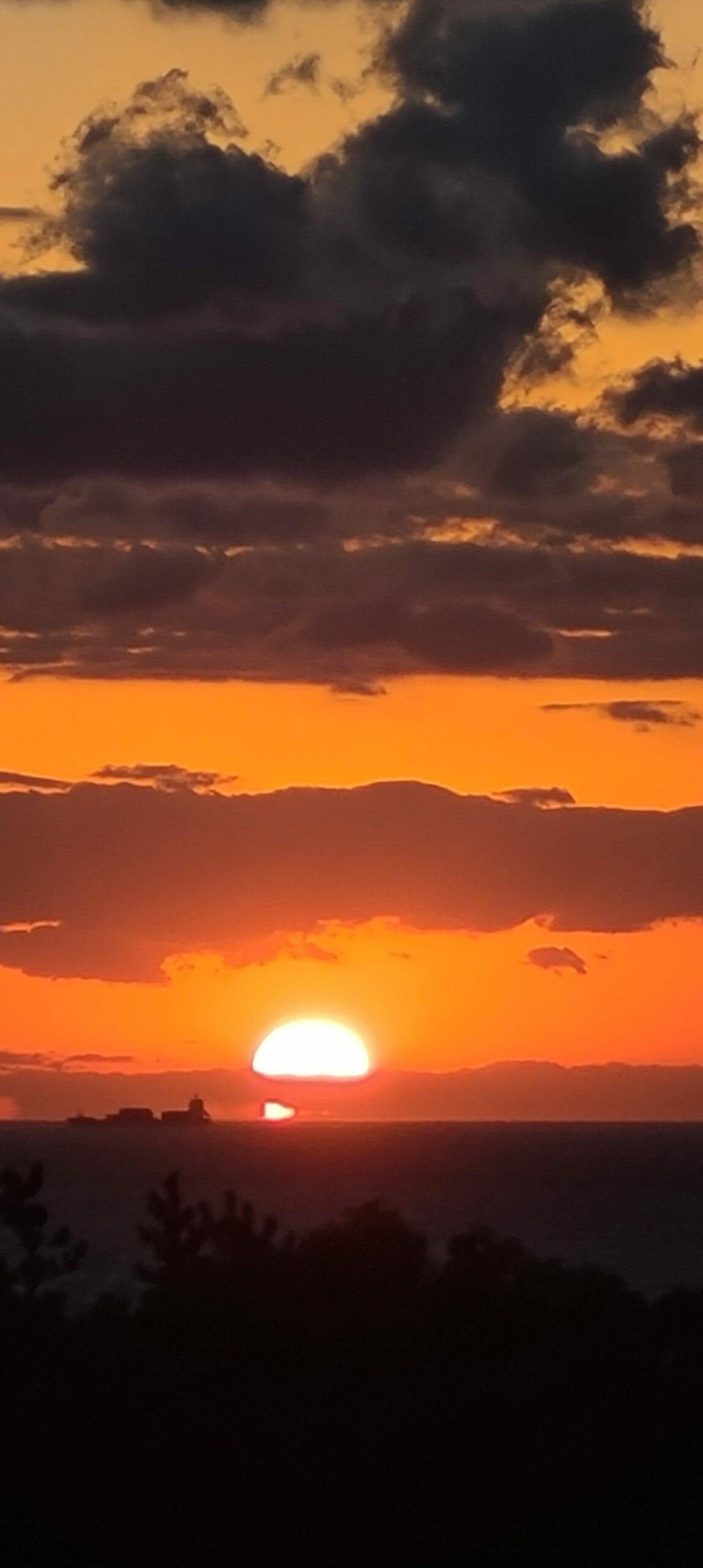 ポイントバケーション南紀白浜の屋上オーシャンビューテラス